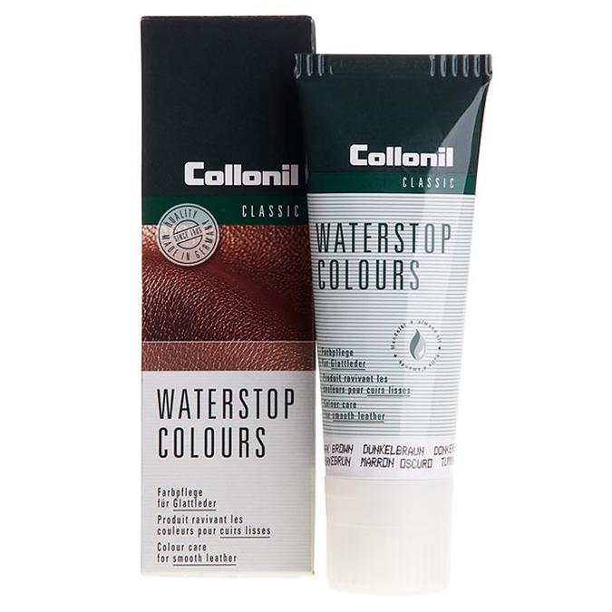 Waterstop krém v tubě s roztírací houbičkou collonil, černá, hnědá, 902-6074 - 13