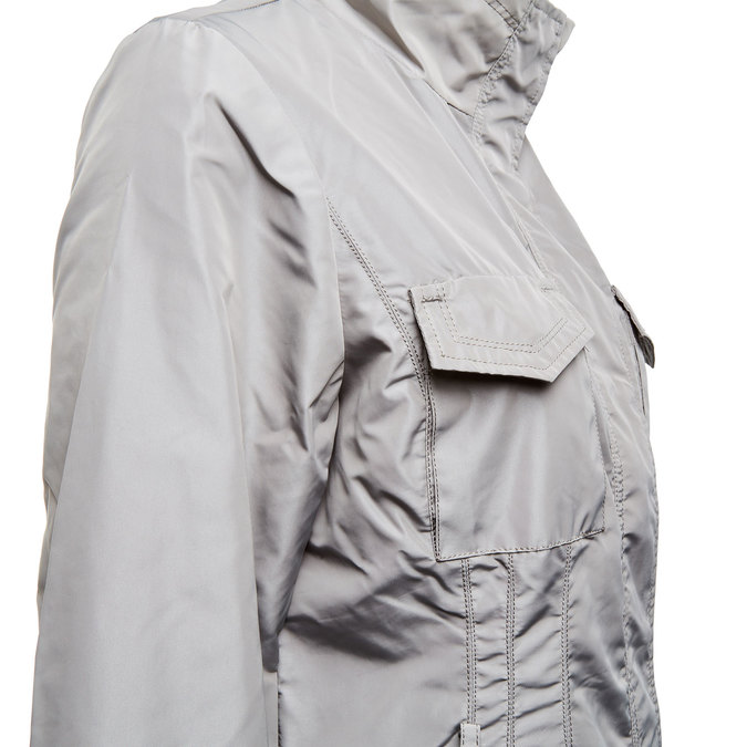 Dámská bunda bata, šedá, 979-2522 - 16