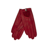 Kožené rukavice junek, červená, 904-5001 - 13