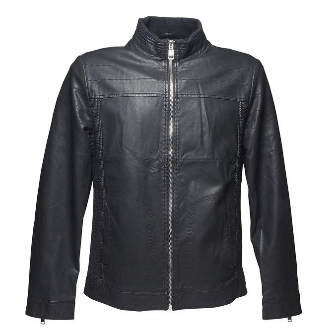 Pánská bunda bata, černá, 971-6165 - 13