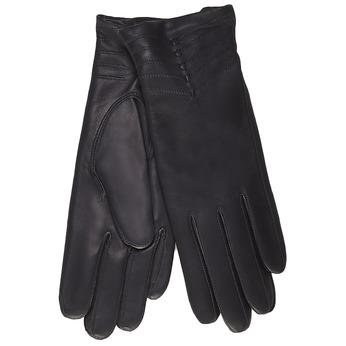 Dámské kožené rukavice junek, šedá, 924-2022 - 13