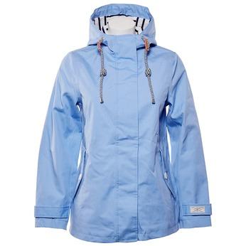 Dámská jarní bunda s kapucí joules, modrá, 979-9013 - 13