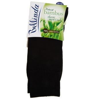 Bambusové ponožky bellinda, černá, 919-6307 - 13