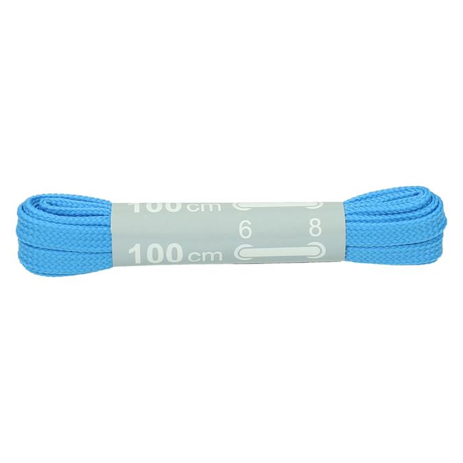 Barevné tkaničky bata, modrá, 999-9466 - 13