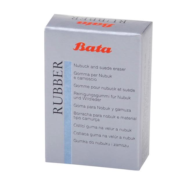 Čistící guma na broušenou kůži bata, 990-0802 - 13