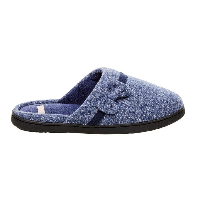 Dámská domácí obuv bata, 579-0236 - 26