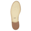 Dámské kožené polobotky se zdobením bata, béžová, 524-8482 - 26