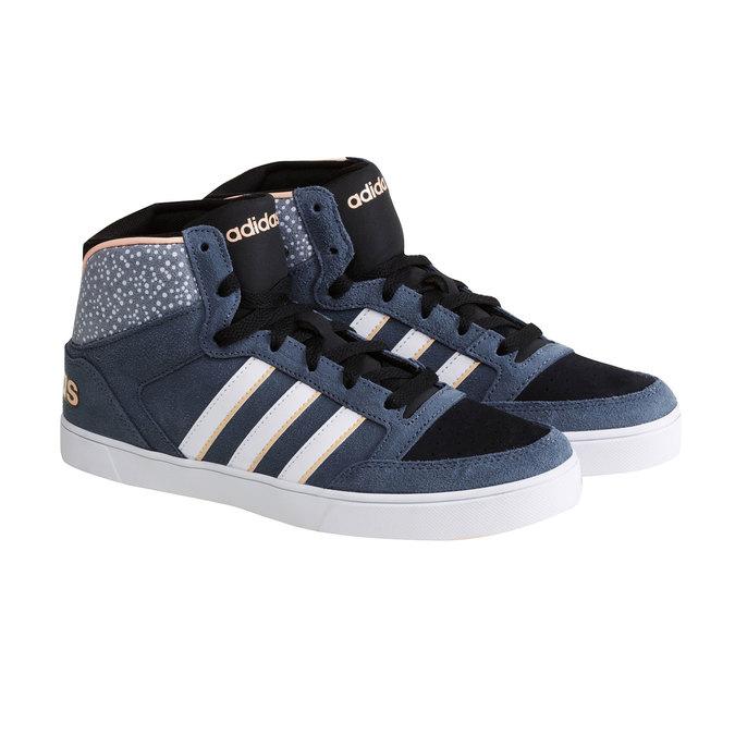 Kotníkové tenisky Adidas adidas, šedá, 503-2121 - 26
