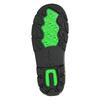 Dětské zelené holínky mini-b, zelená, 292-7200 - 26
