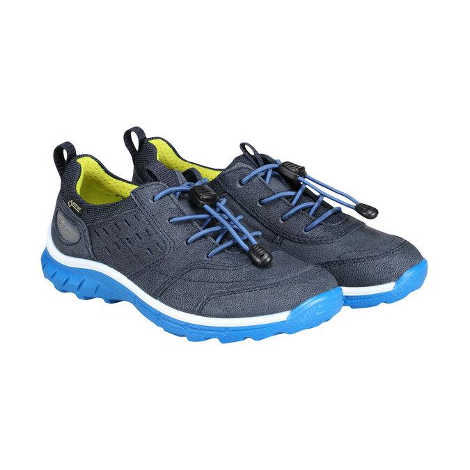 Chlapecká kotníčková sportovní obuv ecco, černá, 316-6001 - 26
