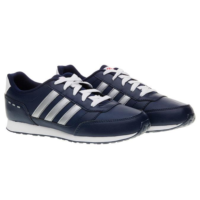 Dětská sportovní obuv adidas, modrá, 401-9137 - 26