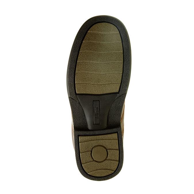 Pánská zdravotní obuv Tom (054.6) medi, hnědá, 854-4231 - 26