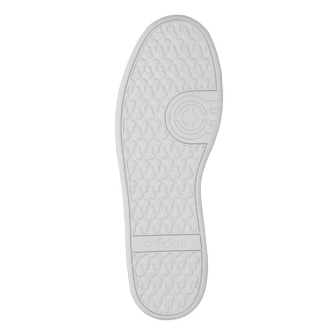 Pánské kožené tenisky adidas, černá, 803-6132 - 26