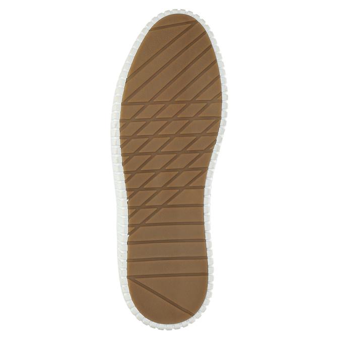 Pánské ležérní tenisky bata, modrá, 849-9621 - 26