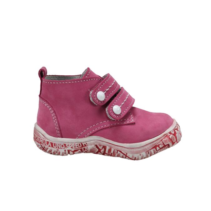 Dětské tenisky na suchý zip bata, červená, 126-5123 - 16