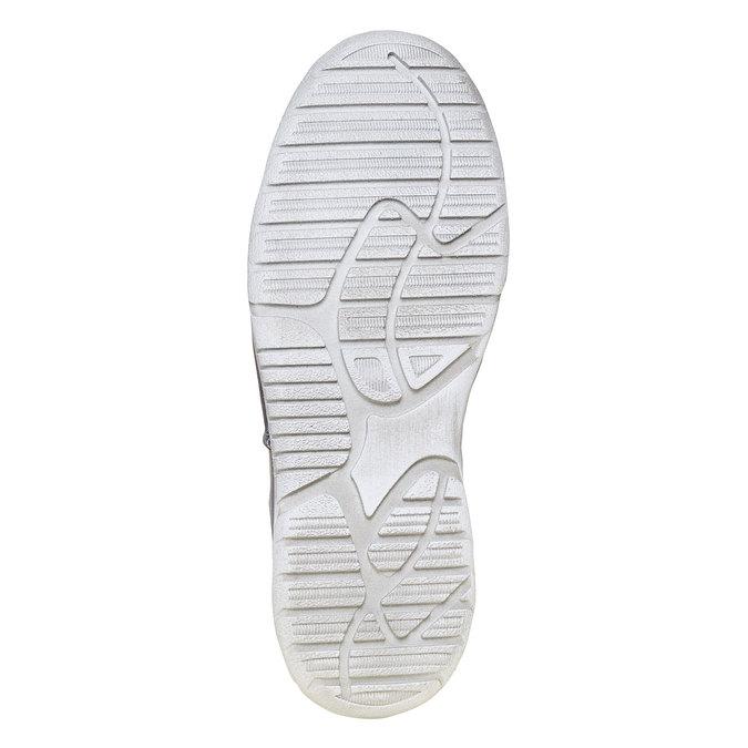 Pánská kožená obuv weinbrenner, modrá, 846-9657 - 26