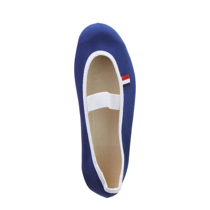 Dětské cvičky bata, modrá, 379-9100 - 19