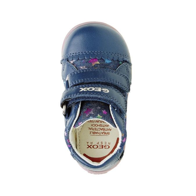Dětské tenisky geox, modrá, 129-9100 - 19