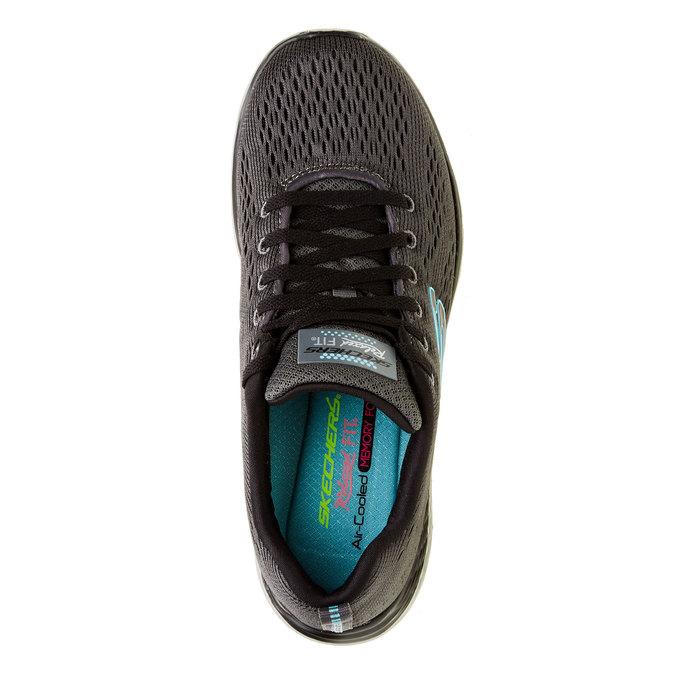Dámské sportovní tenisky skechers, šedá, 509-2706 - 19