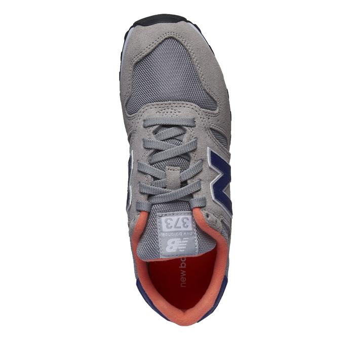 Dámské sportovní tenisky new-balance, šedá, 503-2273 - 19