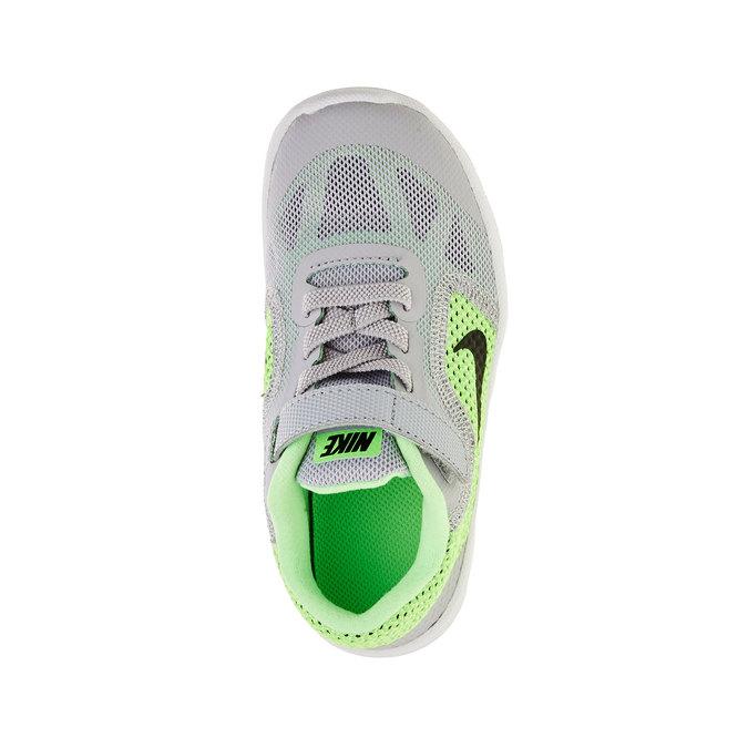 Dětské sportovní tenisky nike, zelená, 109-7127 - 19