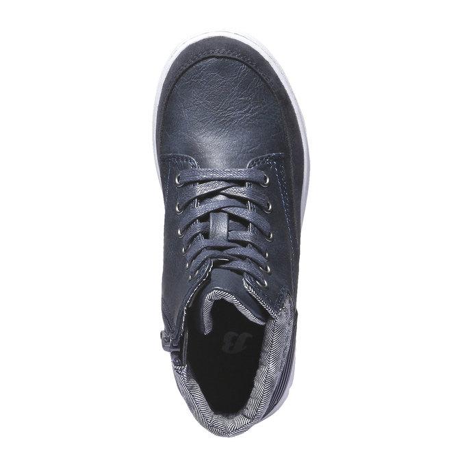 Barevné tenisky mini-b, modrá, 391-9194 - 19