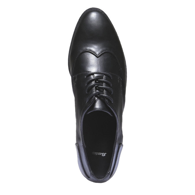 Dámské polobotky bata, černá, 521-6103 - 19