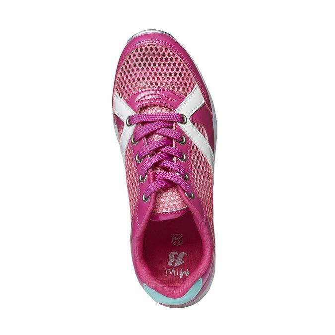 Dívčí sportovní tenisky mini-b, růžová, 329-5175 - 19