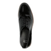Dámské Derby polobotky bata, černá, 528-6600 - 19
