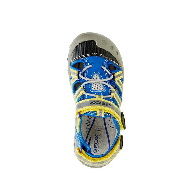 Dětské sandály geox, modrá, 361-9105 - 19