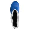 Dětské modré holínky mini-b, modrá, 292-9200 - 19