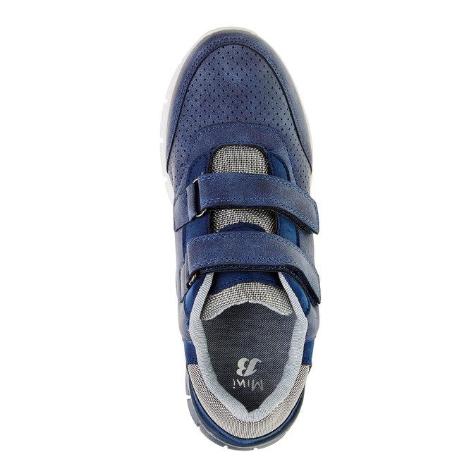 Dětské tenisky mini-b, modrá, 311-9192 - 19