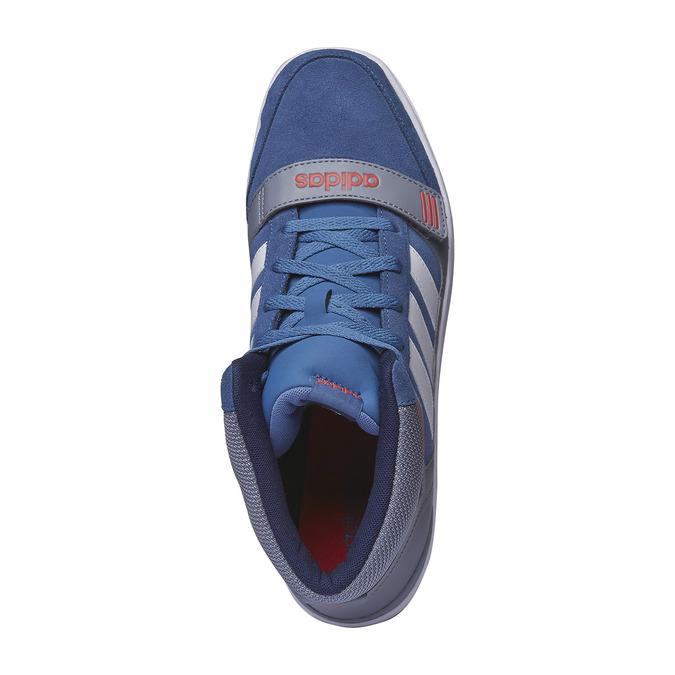 Pánské kotníčkové tenisky adidas, modrá, 803-9151 - 19