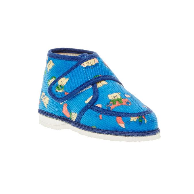 dětská domácí obuv bata, 179-9010 - 13