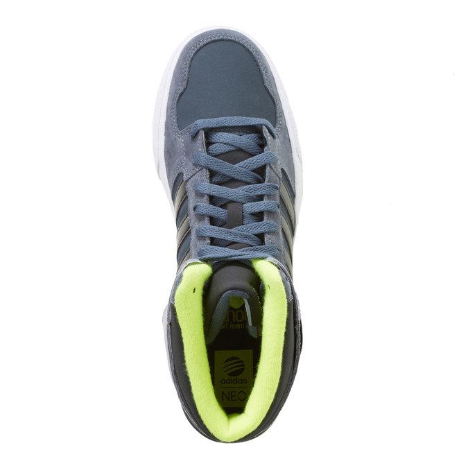 Pánská sportovní obuv adidas, šedá, 801-2113 - 19