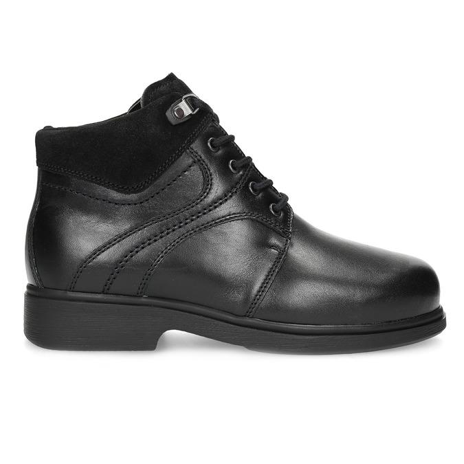 Pánská zdravotní obuv Sam medi, černá, 894-6230 - 19