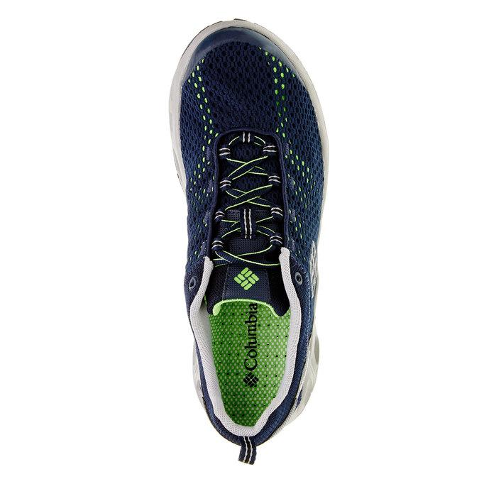 Pánská sportovní obuv columbia, modrá, 849-9027 - 19