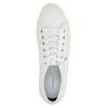 Pánské ležérní tenisky gant, bílá, 849-1020 - 19