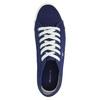 Ležérní pánské tenisky gant, modrá, 849-9020 - 19