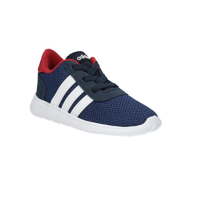 Dětské tenisky ve sportovním designu adidas, modrá, 109-9141 - 13