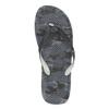 Pánské žabky quiksilver, černá, 871-6003 - 19