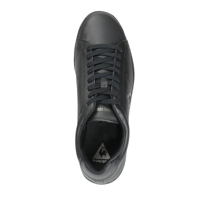 Černé pánské tenisky le-coq-sportif, černá, 801-6487 - 19