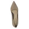 Dámské lodičky na středním podpatku bata, hnědá, 626-2601 - 19