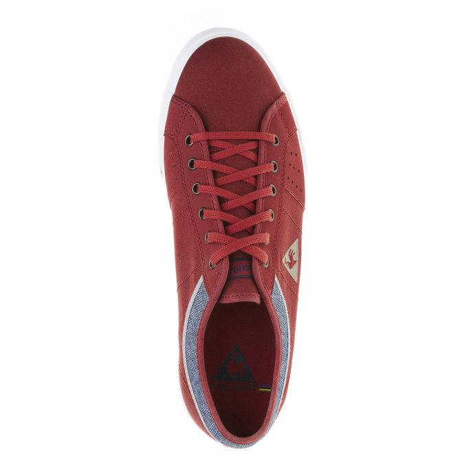 Pánské ležérní tenisky le-coq-sportif, červená, 889-5142 - 19