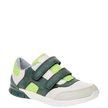 Dětské tenisky mini-b, zelená, 311-7192 - 13