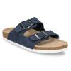 Dětské modré pantofle de-fonseca, modrá, 373-9600 - 13