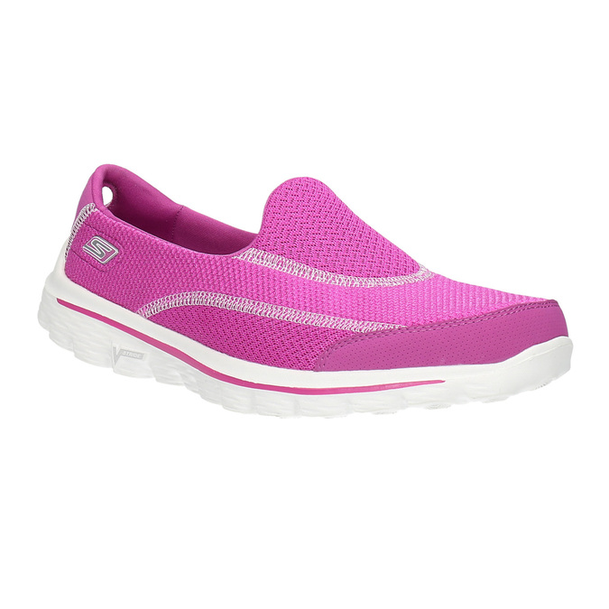 Sportovní Slip on boty skecher, růžová, 509-5708 - 13