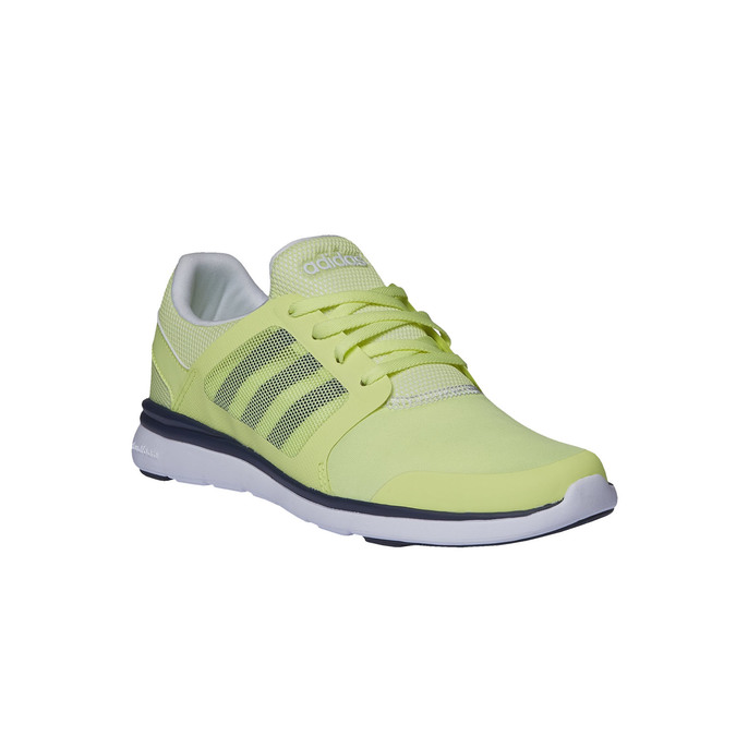 Dámské ležérní tenisky adidas, žlutá, 509-8686 - 13