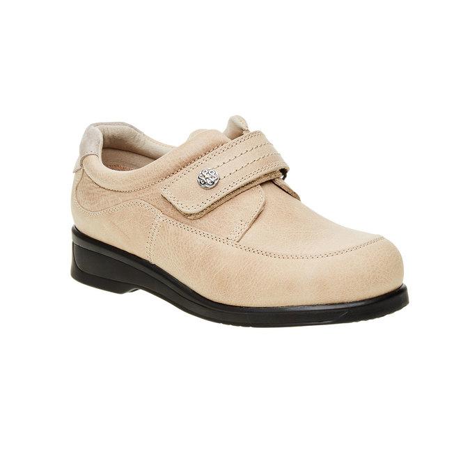 Dámská zdravotní obuv medi, béžová, 534-8108 - 13