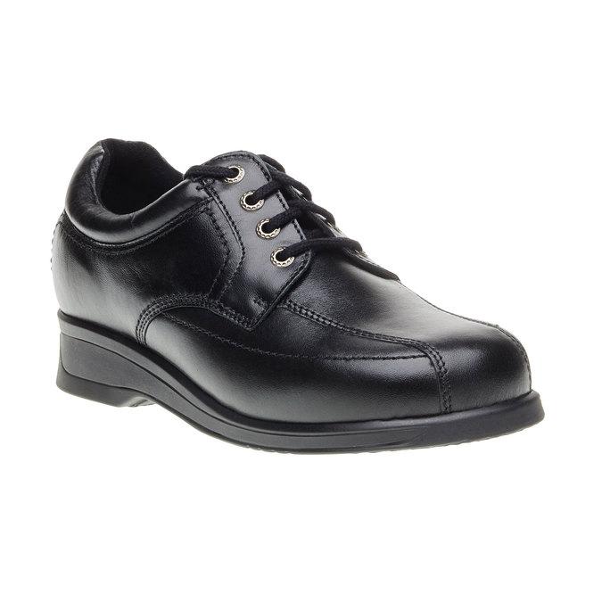 Dámská zdravotní obuv medi, černá, 544-6004 - 13